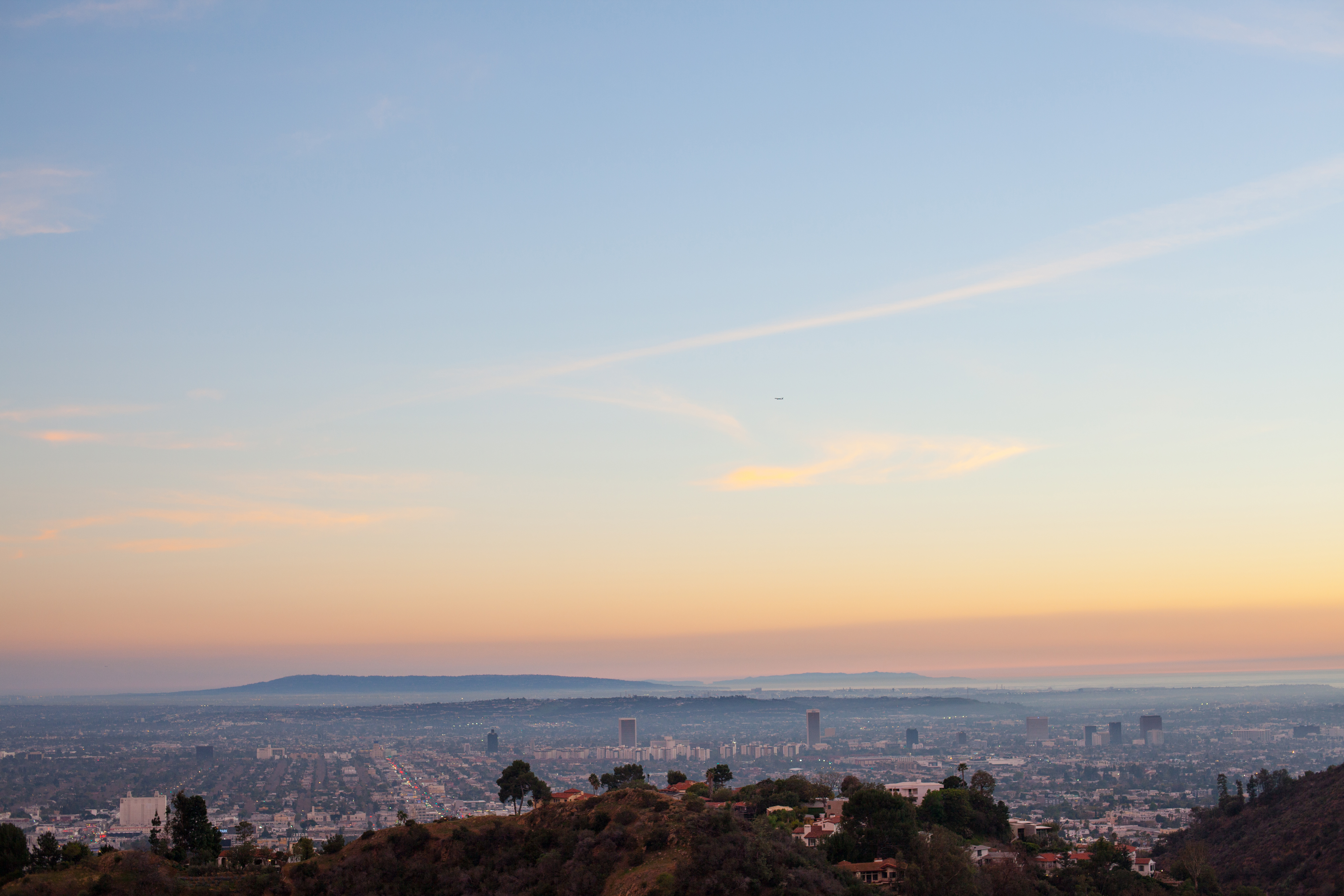 Los Angeles – Mount Hollywood Drive (c) Logra