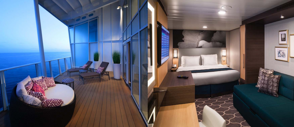 Symphony of the Seas cabine