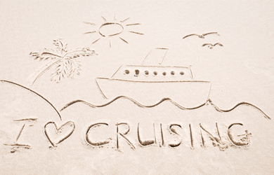 I love cruising